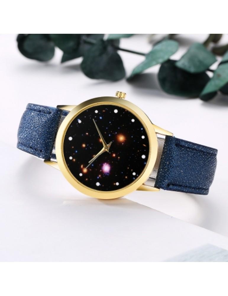 GAIETY G372 Women\'s Night Sky Quartz Watch