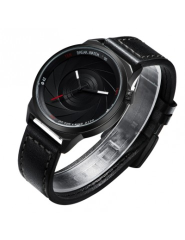 BREAK T25 4231 Fashion Outdoor Sports Band Quartz Movement Men Watch with Box