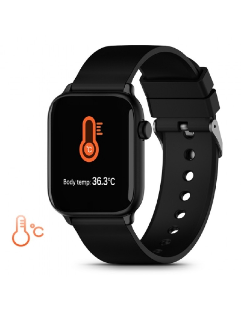 TICWRIS GTS\'s First Smart Watch Instant Body Temperature Detection and Epidemic Prevention